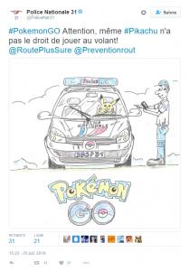 PokemonGo Police