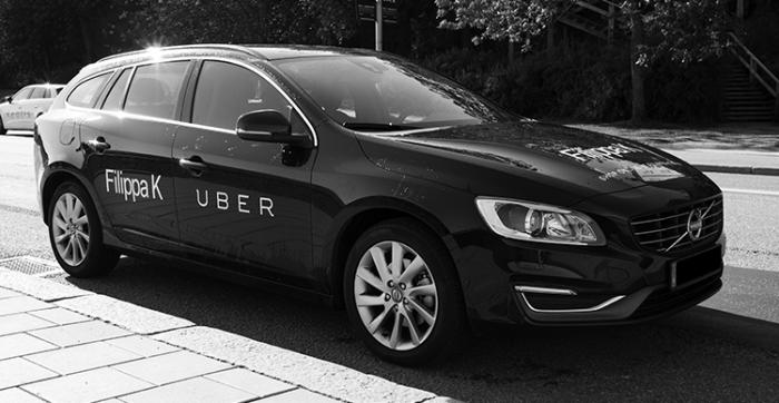volvo et uber s allient autour du v hicule autonome l 39 automobiliste. Black Bedroom Furniture Sets. Home Design Ideas