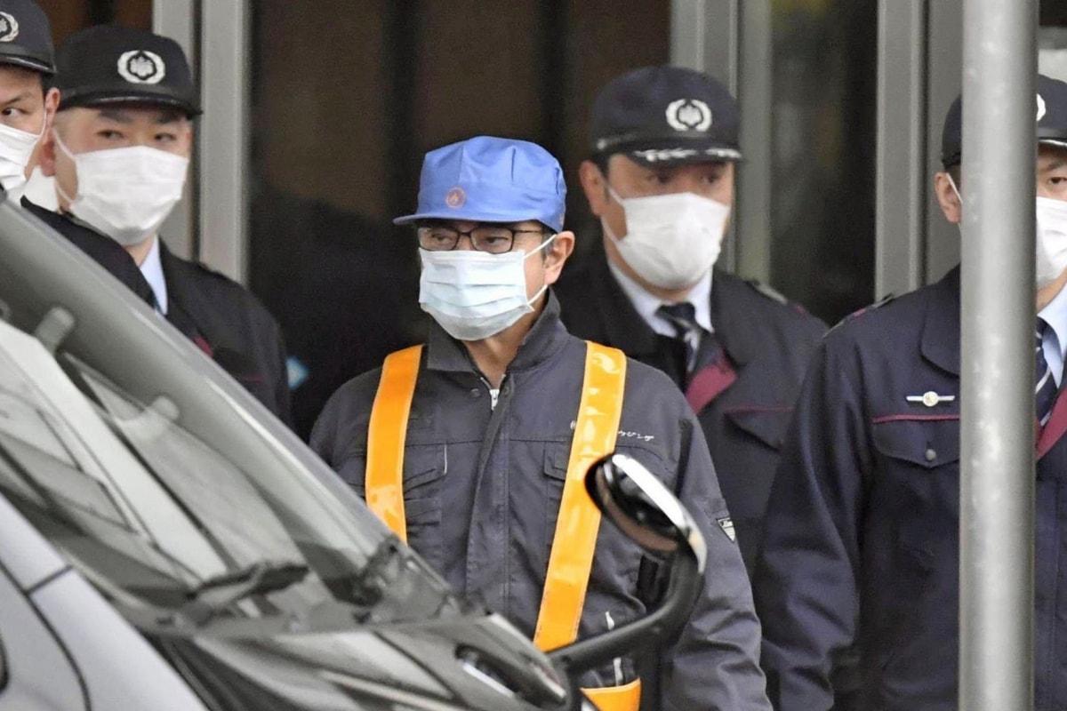 Ghosn Japon Prison